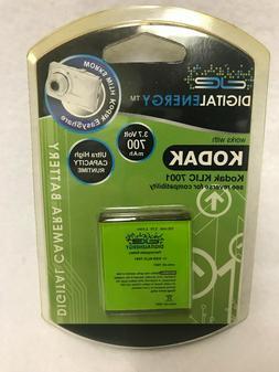 klic 7001 kodak rechargeable battery 3 7v