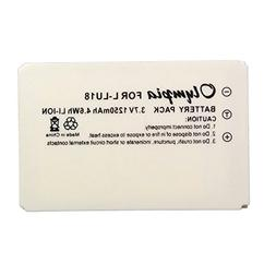 L-LU18 Battery for Logitech Harmony 1100, 1000, 1100i, 915,