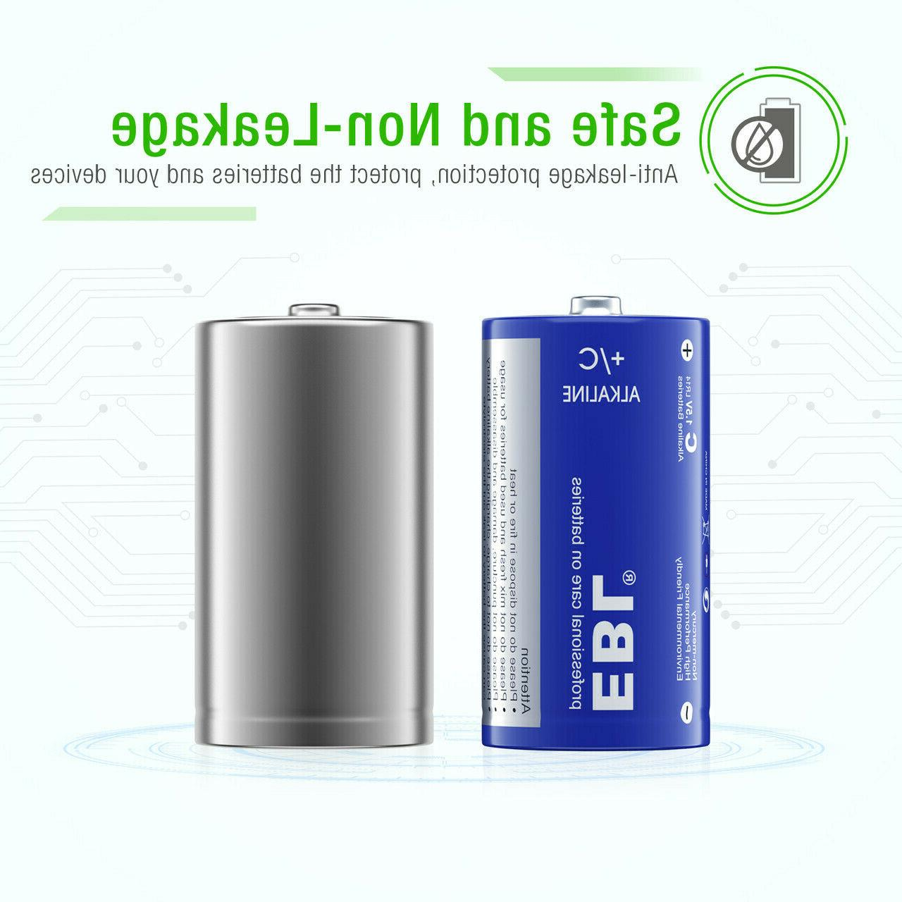 D Size Battery