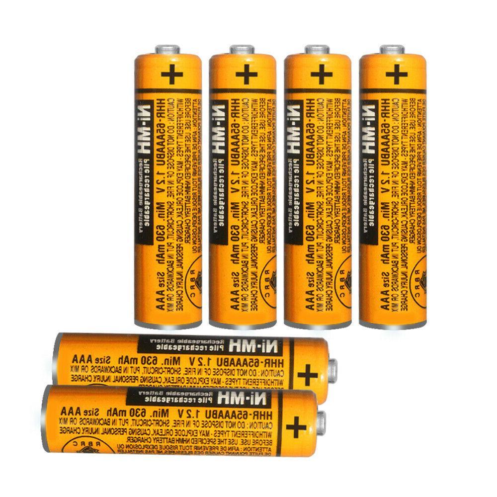 Panasonic AAA MAH home cordless phones batteries