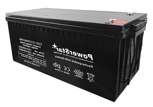 100Ah 12V Cycle GEL Battery Rechargeable Off