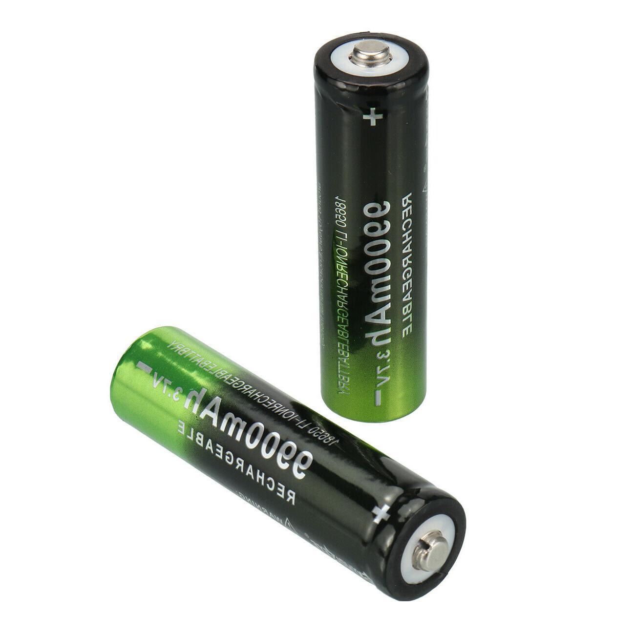 10X Li-Ion for LED Flashlight