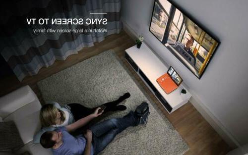 "BOIFUN 12.5"" DVD Player Rechargeable 10.5"" HD"