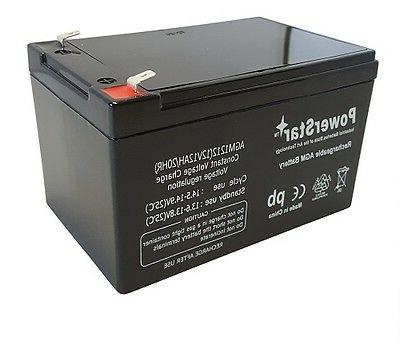 12V 12AH Acid Battery for Activa POWERSTAR