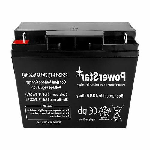 12v 15ah for Champion Generator 9000 7000 Battery