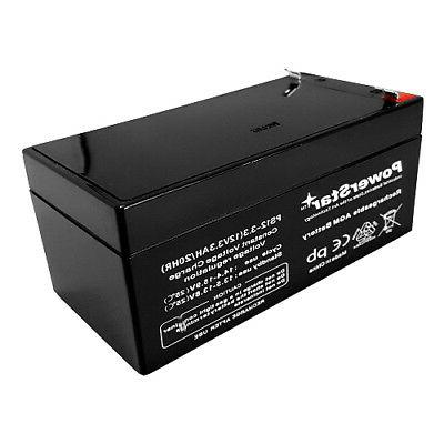 PowerStar 3AH Battery for Spotlight