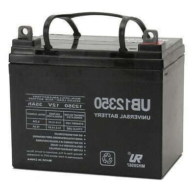 12v 35ah sla battery replacement for clore