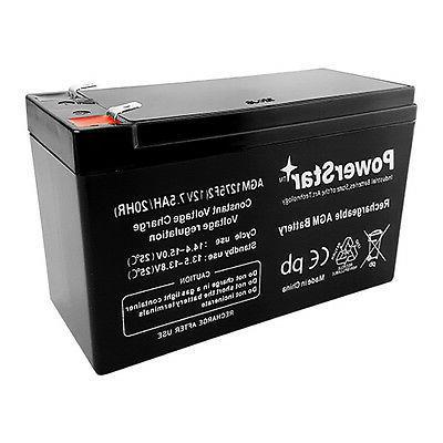 12V 9Ah AGM VRLA Battery