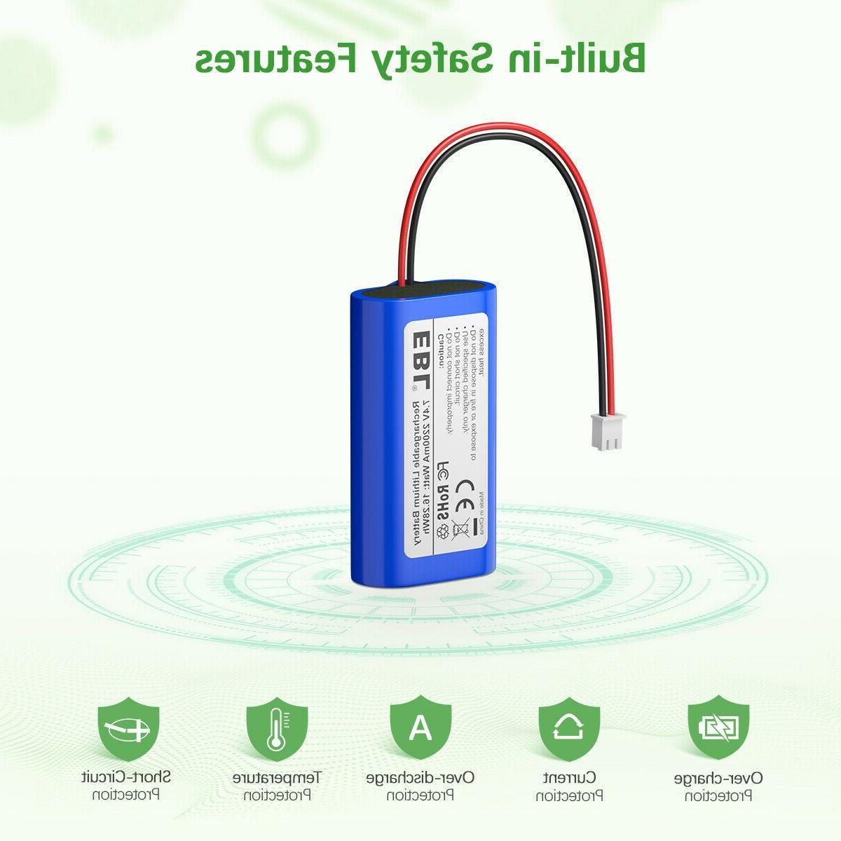 EBL 7.4V Rechargeable Toys Electronics