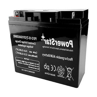 15ah battery replaces champion generator