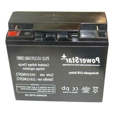15ah champion generator rechargeable battery