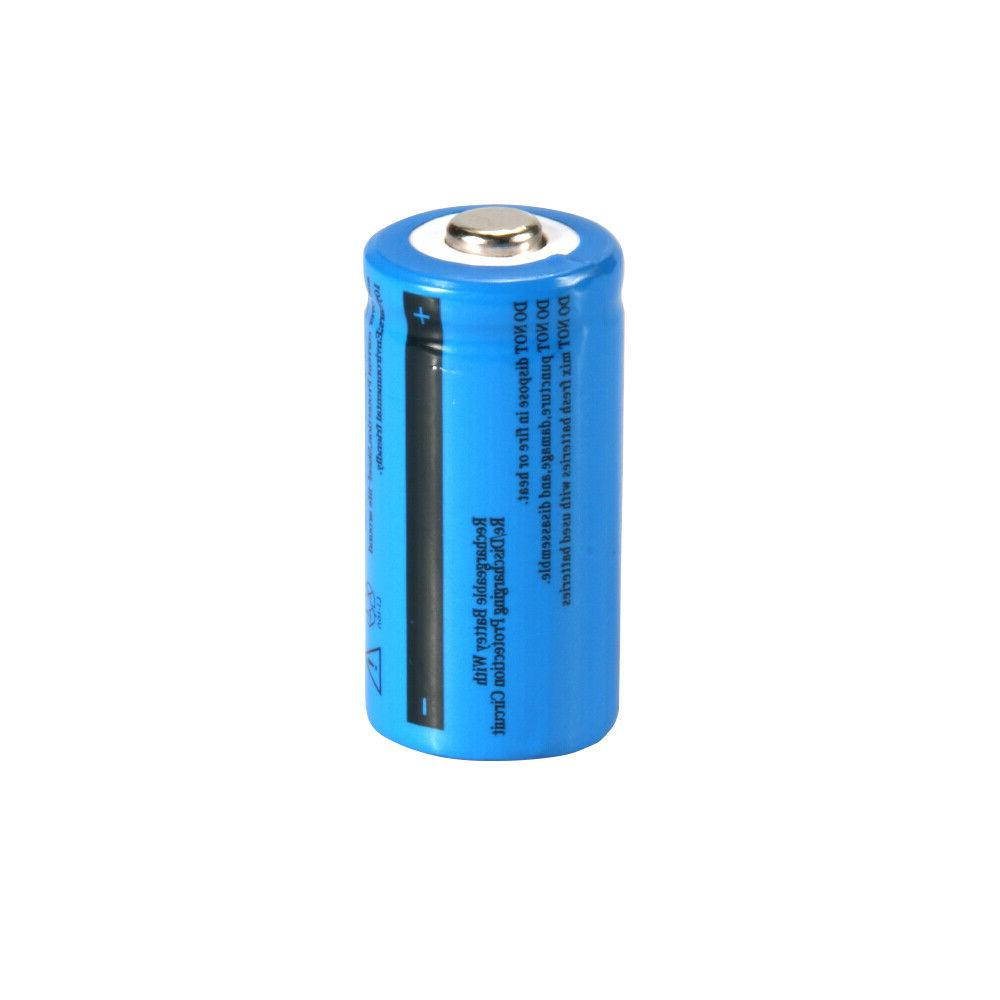 UltraFire 1800mAh CR123A 3.7V Bat Cell