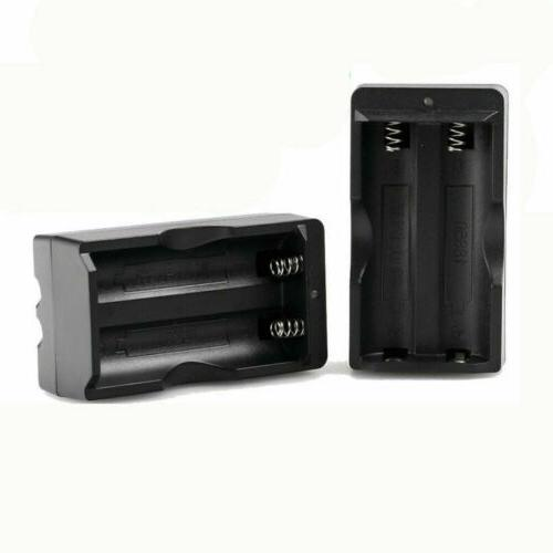 4 PCS Rechargeable Li-ion Battery Charger For Flashlight
