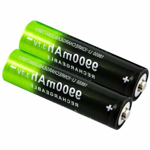 18650 Rechargeable Charger For Flashlight