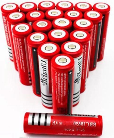 18650 3 7v li ion rechargeable battery
