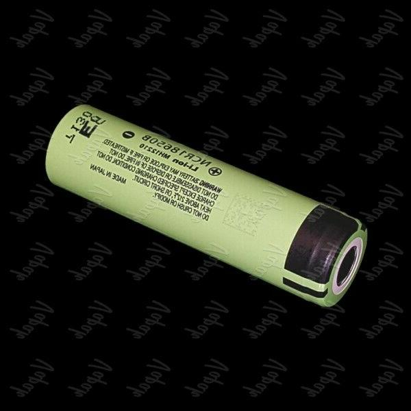 Panasonic 18650 Top Battery / NCR18650B