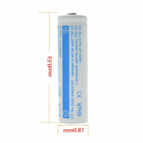 18650 Li-ion 3.7V LED Flashlight USA