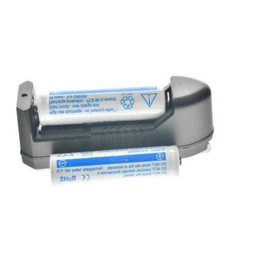 18650 Battery 10000mAh 3.7V Batteries LED USA