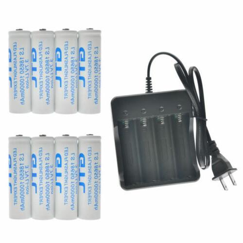 18650 battery 10000mah li ion 3 7v