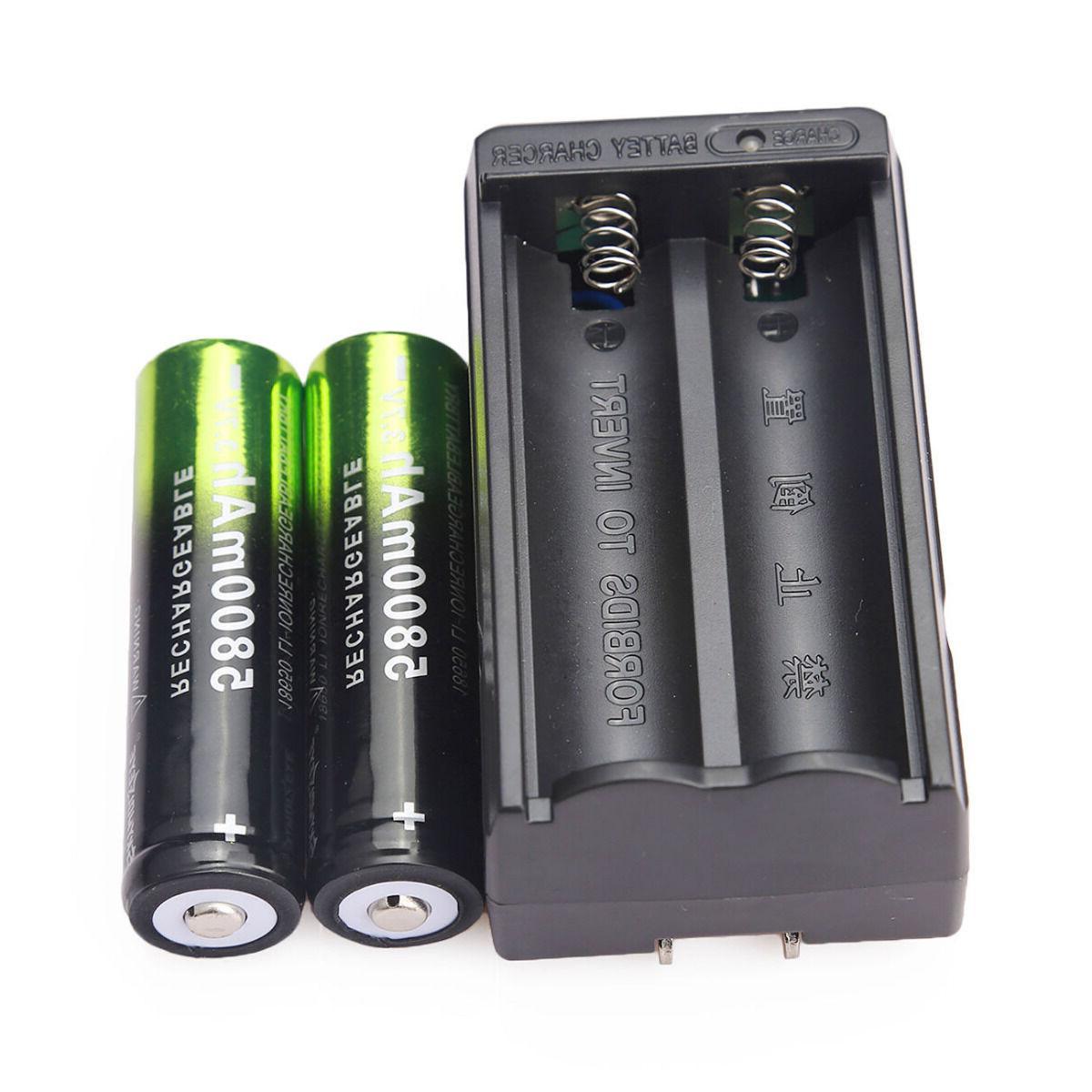 3.7V Charger For LED