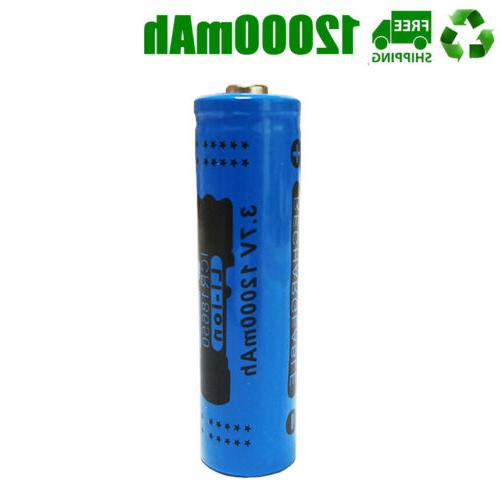 18650 Battery GTL Fire For Flashlight Lot