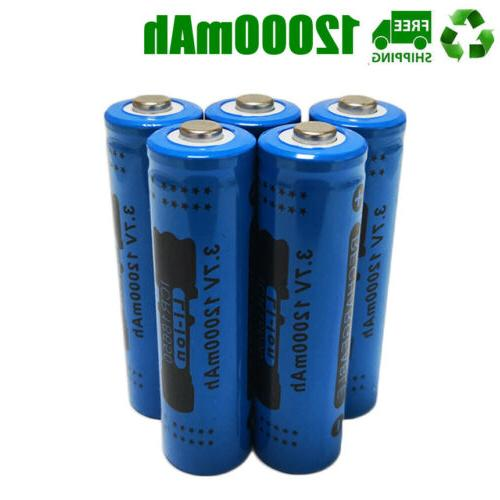 18650 Fire Li-ion 3.7V Rechargeable For