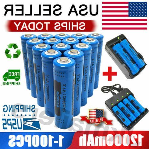 18650 battery gtl 12000mah fire li ion