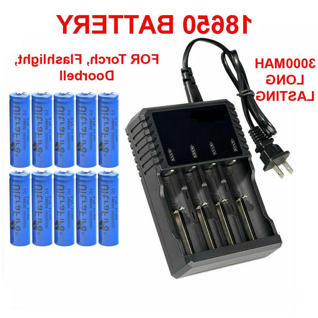 18650 battery li ion 3 7v rechargeable
