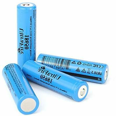 18650 rechargeable battery li ion