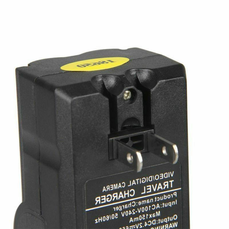 18650 2 Charger For Rechargeable Li-ion Battery