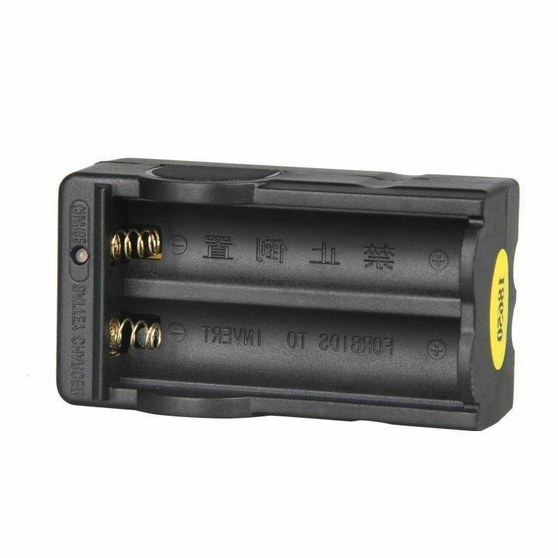 18650 Charger For Ultrafire Rechargeable Li-ion