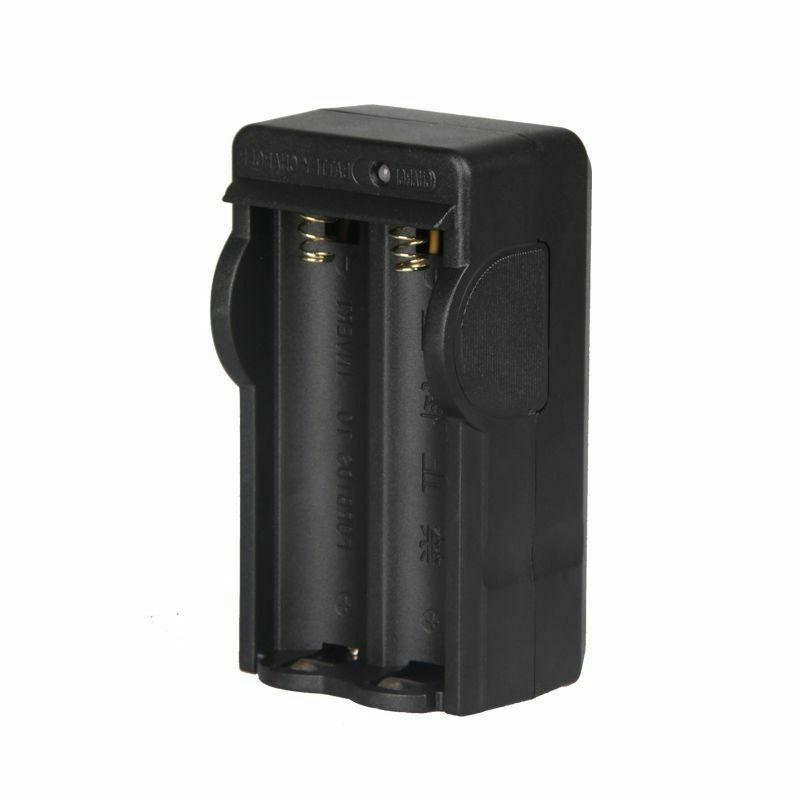 18650 smart 2 slot charger for ultrafire