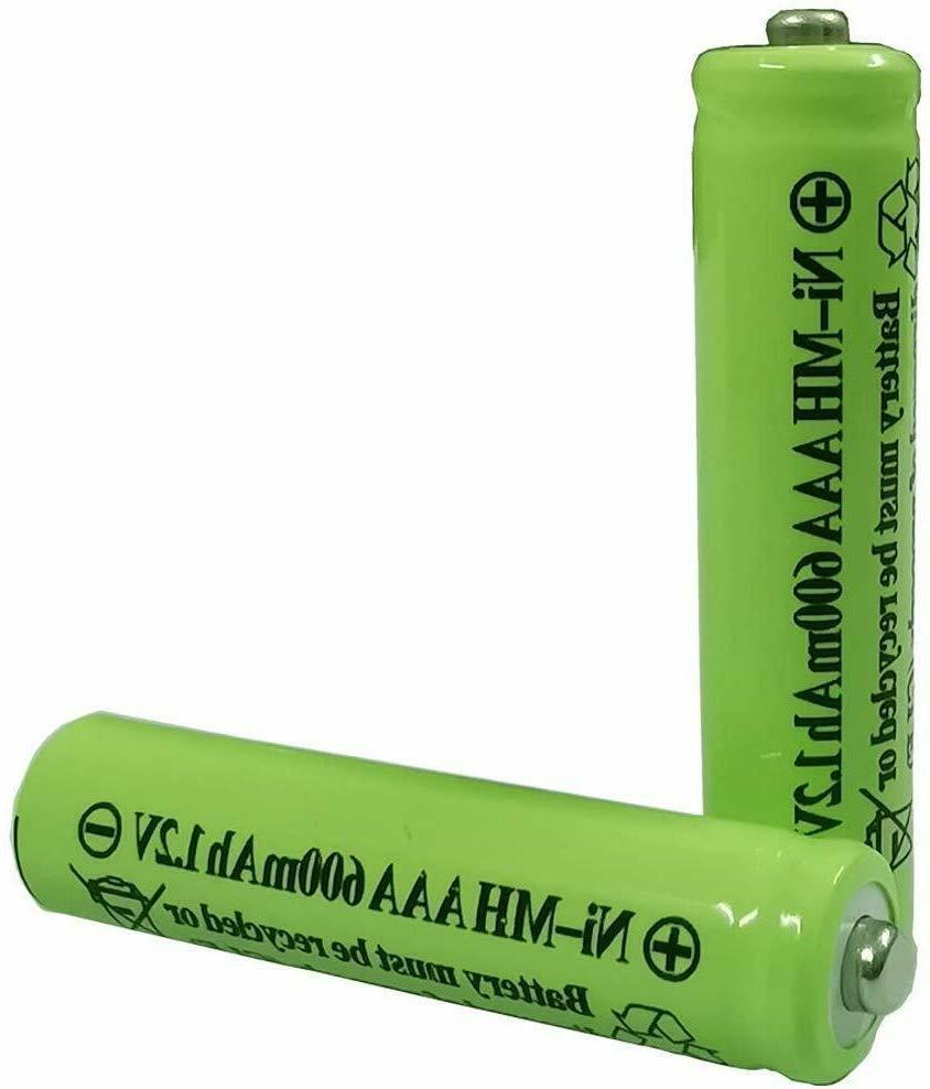 2-16 Pcs Rechargeable Batteries Ni-MH Triple A 1.2v Battery