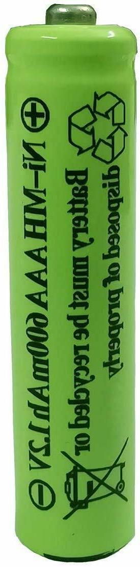 2-16 Rechargeable Batteries A 1.2v Battery
