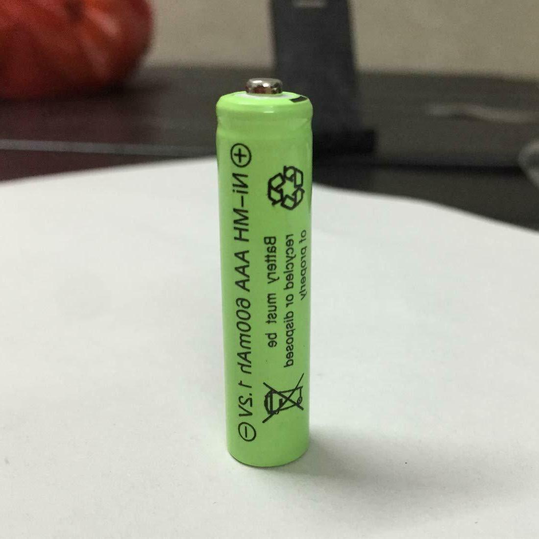 2-16 Pcs AAA Batteries 1.2v