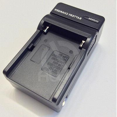 2 7.2V Battery Pack NP-FM500H