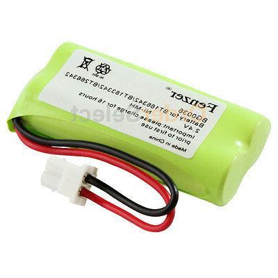 Home Phone Battery Pack for VTech BT162342 BT262342 2SNAAA70