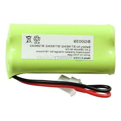 2 BG039 Cordless Rechargeable Battery