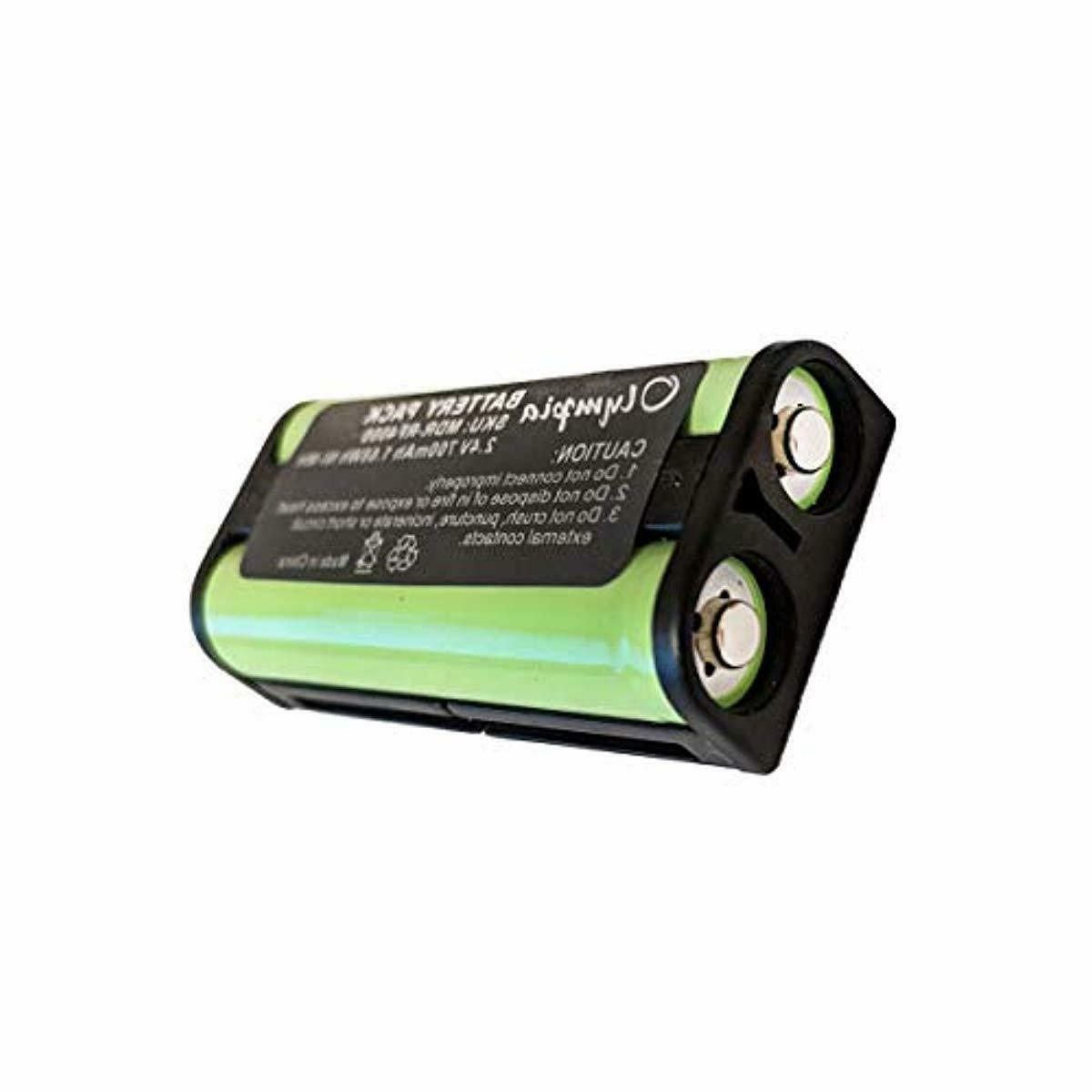 2 Pack Battery for Sony BP-HP550-11 Headphone