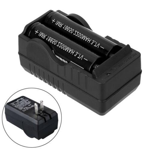 2 slot rechargeable batteries charger for 3