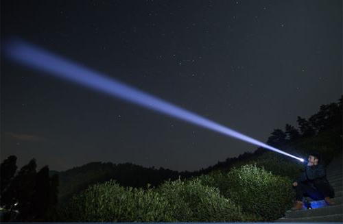 200000 Lumens Zoomable XHP70 LED USB Torch Bright