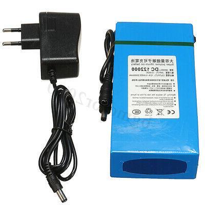 20000mAh Li-ion Super Battery AC Plug
