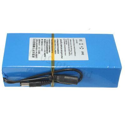 20000mAh Battery AC EU Plug