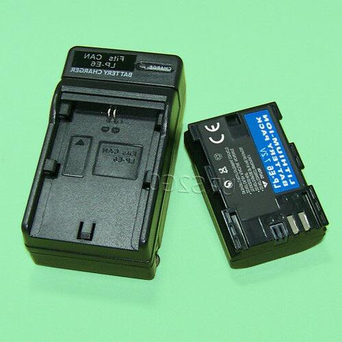 2000mah rechargeable standard extra battery ac charger