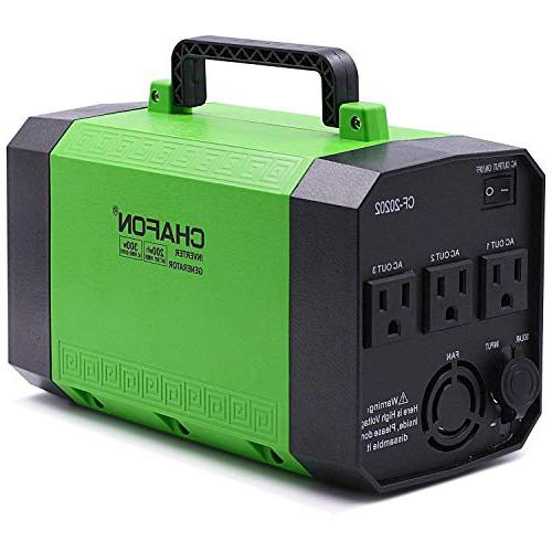 200wh portable generator power station