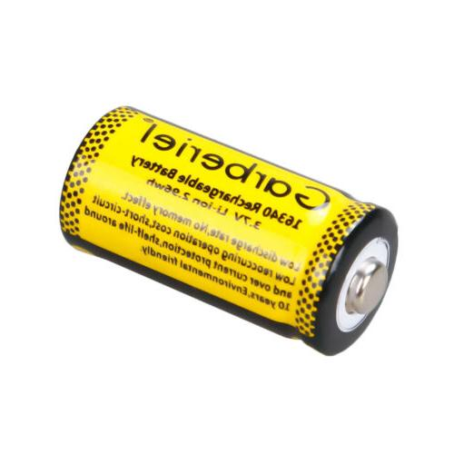 20PCS CR123A Li-Ion Battery Arlo Security Camera