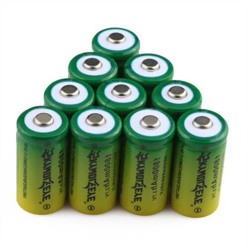 20Pcs Rechargeable Batteries for Arlo Security Camera
