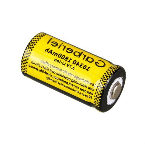 20PCS CR123A 3.7V Rechargeable Batteries Arlo