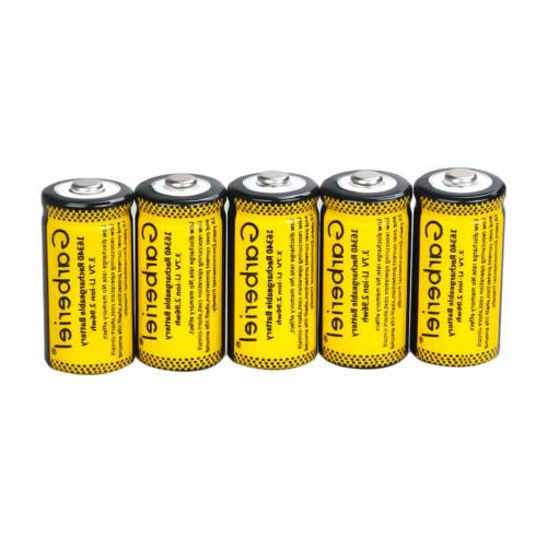 2800mAh Batteries Rechargeable Charger Lot