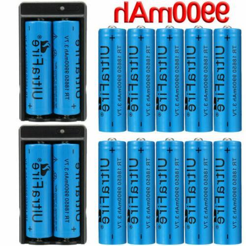 UltraFire 18650 Battery 3.7V Charger